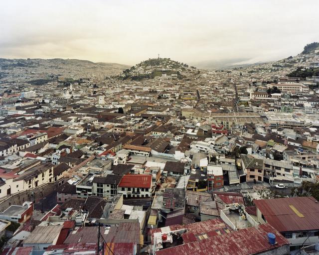 Sze Tsung Leong, 'La Merced, Quito', 2010, Yossi Milo Gallery