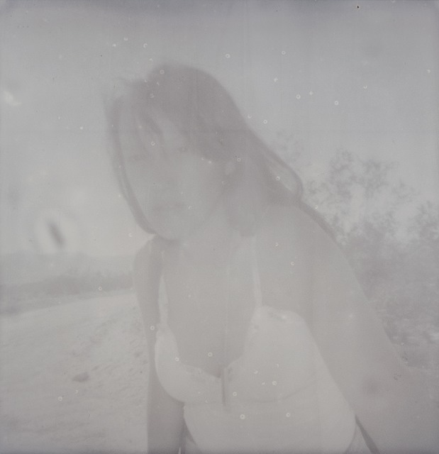 Stefanie Schneider, 'Am I Dreaming?', 2005, Photography, Digital C-Print based on a Polaroid, not mounted, Instantdreams