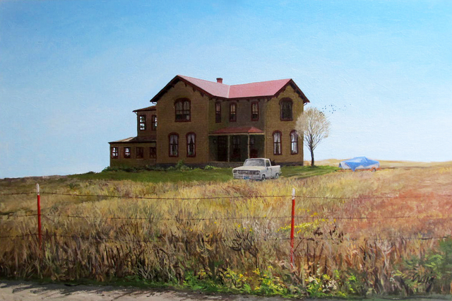 , 'House in the Meadow,' , Desta Gallery