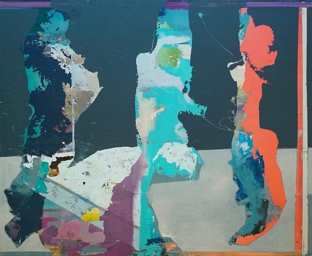 , 'o.T.,' 2016, Galerie Schimming