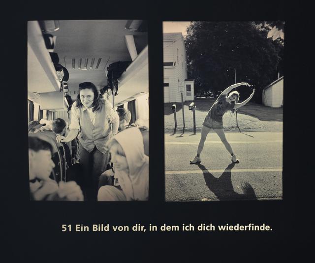 ", 'Ein Bild (""An Image""),' 2015, Kadel Willborn"