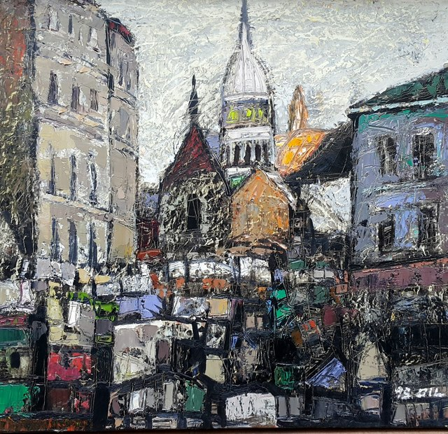, 'Paris Impression,' 1995, Yesong Gallery