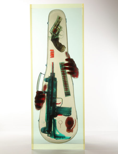 , 'X-Ray Violin,' , HOHMANN