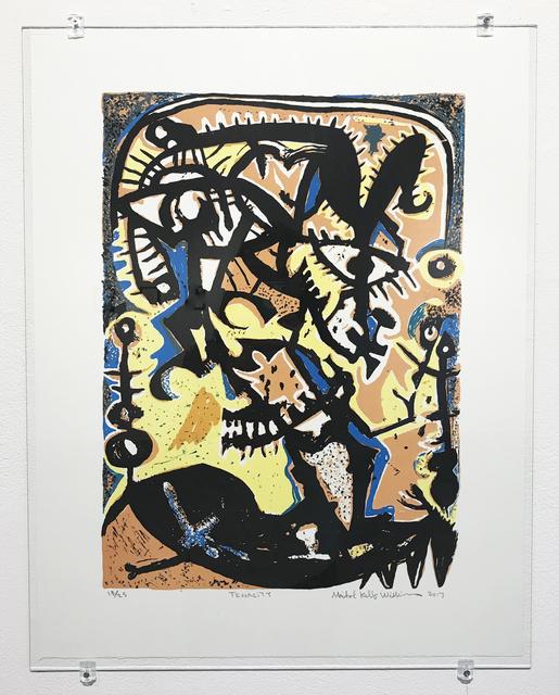 , 'Tenacity,' 2017, Conduit Gallery