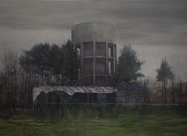 ABBAS NASL SHAMLOO, 'Beyond Alienation 4', 2018, SARADIPOUR Art Gallery