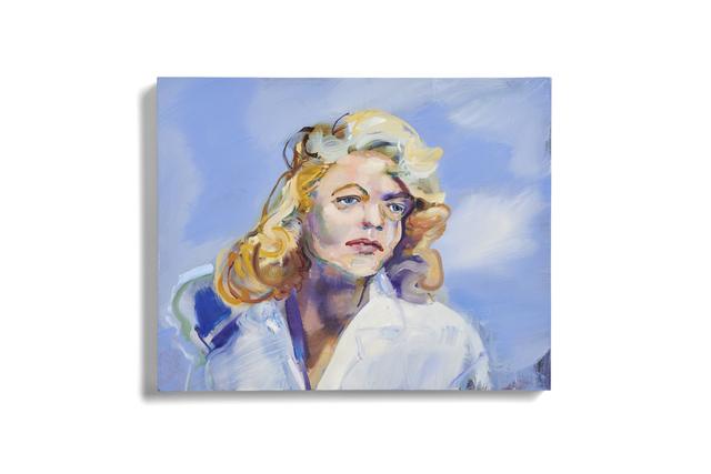 """, 'Dorothy Malone in """"Written in the Wind"""",' 2007, Nancy Littlejohn Fine Art"""