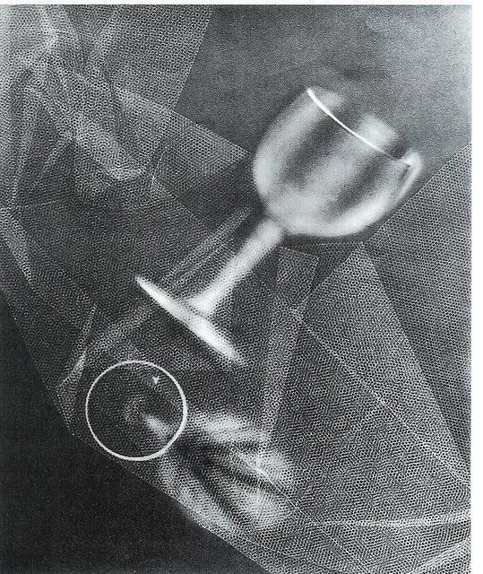, 'Senza titolo (bicchiere),' 1933, SAGE Paris