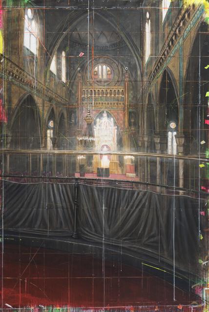 , 'Temple / Cincinnati,' 2017, Winston Wächter Fine Art