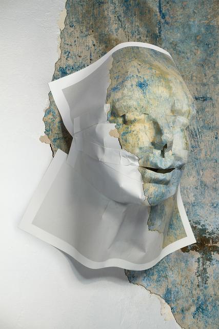 , 'Techo (Ceiling),' 2018, Galería Petrus