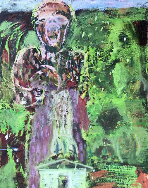 Linnea Paskow, 'Sasquatch', 2018, John Davis Gallery