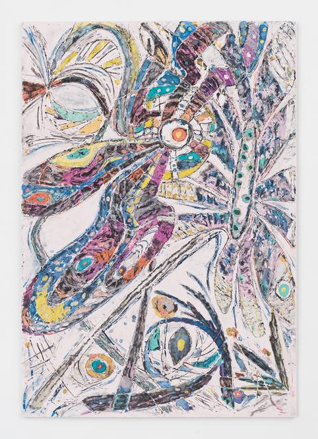 , 'Mideival Blossom,' 2017, Halsey McKay Gallery