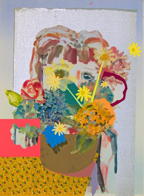 , 'Still Life With Hydrangeas,' 2013, Manneken Press