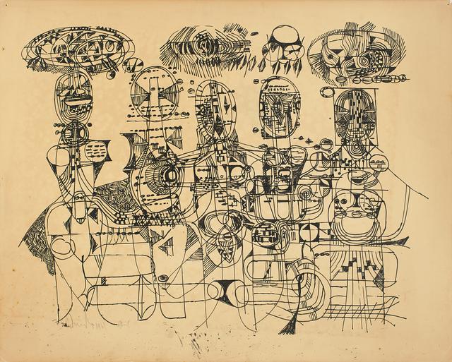 , 'Untitled,' 1961, Dag Modern