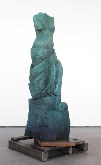 , 'Green Venus in Heaven,' 2010, Wetterling Gallery