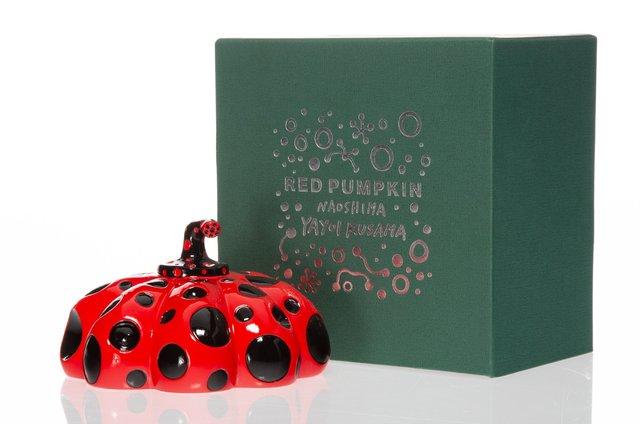 Yayoi Kusama, 'Naoshima Red Pumpkin', 2019, Heritage Auctions