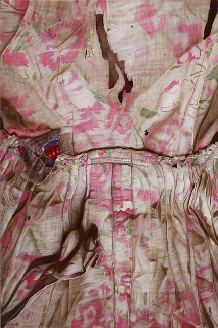 , 'Blue Mend on Pink,' 2014, Mind Set Art Center