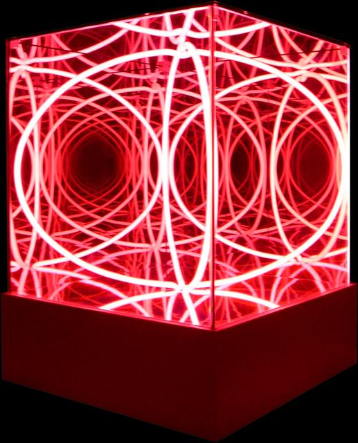 Paolo Scirpa, 'Cubo multispaziale n.137', 1987, FerrarinArte/Kromya