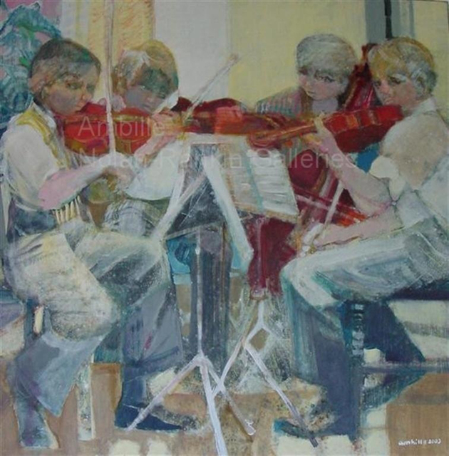 , 'La Repetition,' 2003, Nolan-Rankin Galleries