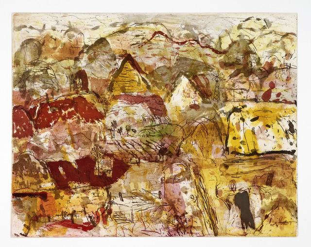 Elisabeth Cummings, 'Flinders Property', 2010, Cicada Press