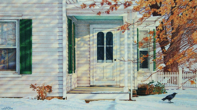 , 'Autumn to Winter,' , The South Street Gallery