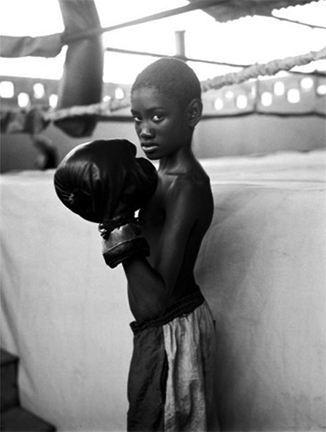 Patrick Demarchelier, 'Boxing Gym, Cuba', 1998, Staley-Wise Gallery