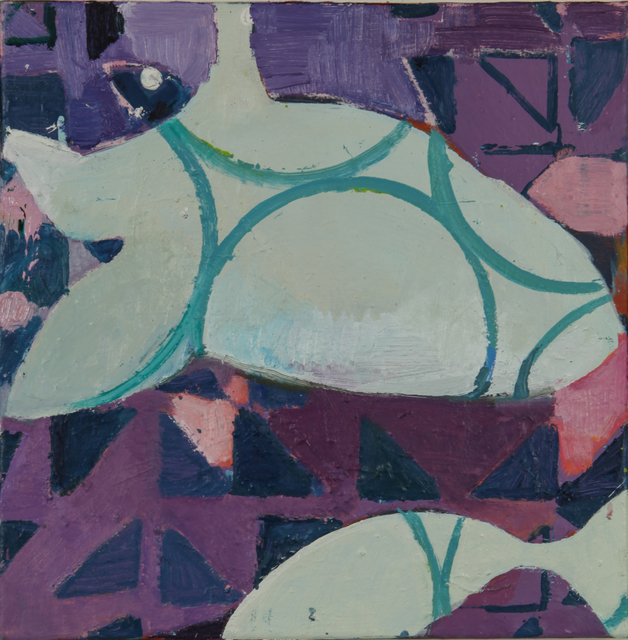 , 'fishes ,' 2014, Galeria Nara Roesler