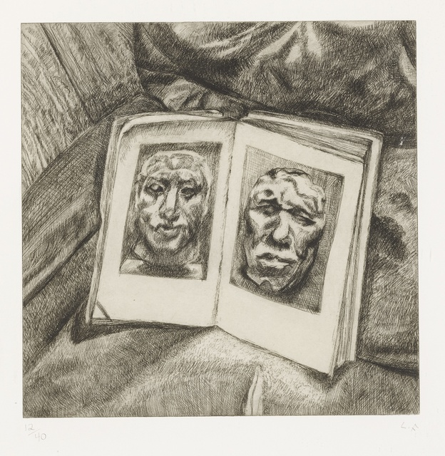 Lucian Freud, 'The Egyptian Book (H. 49)', 1994, Sotheby's