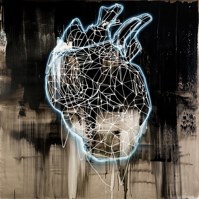 , 'Lighting Heart,' 2016, Artfooly