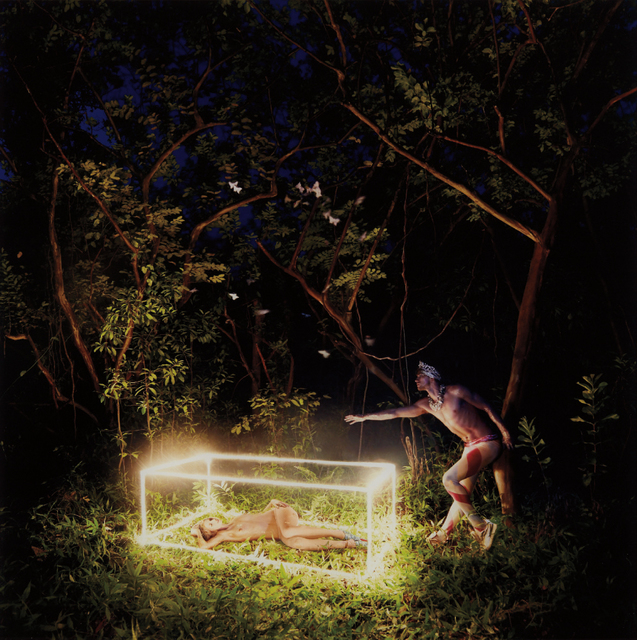 David LaChapelle, 'First I Need Your Hand, Then Forever Can Begin, Hawaii', 2009, Phillips