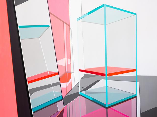 , 'Pavilion,' 2018, Inman Gallery