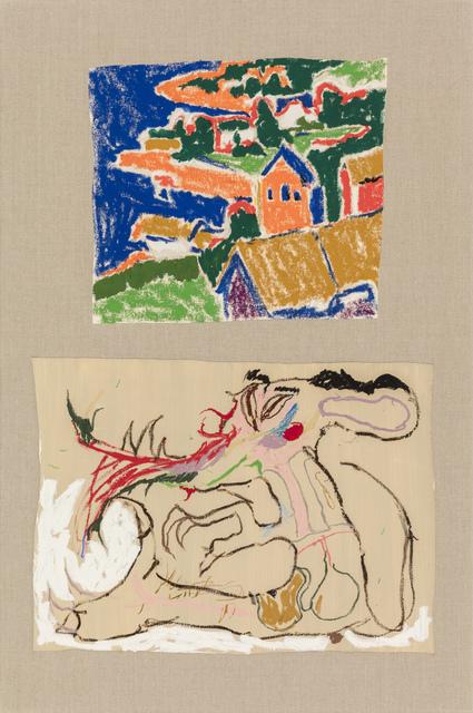 , 'Landscape Lofthus 1911 and Rodent,' 2018, Stevenson