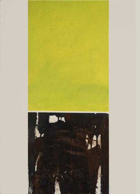 , 'Mineshaft,' 2017, Thackeray Gallery