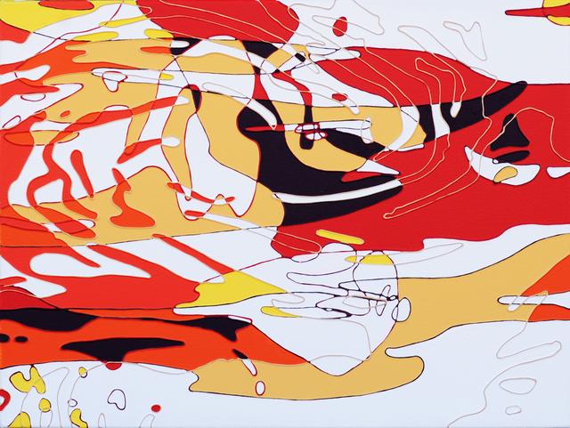 , 'Heat Wave,' 2014, LAUNCH LA