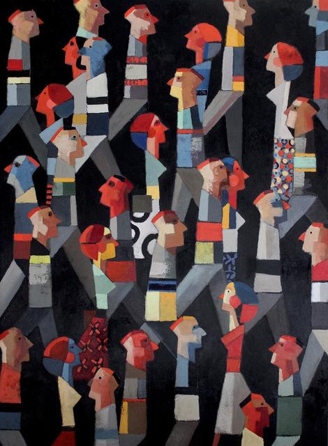 , 'Night,' , GALERIA JORDI BARNADAS