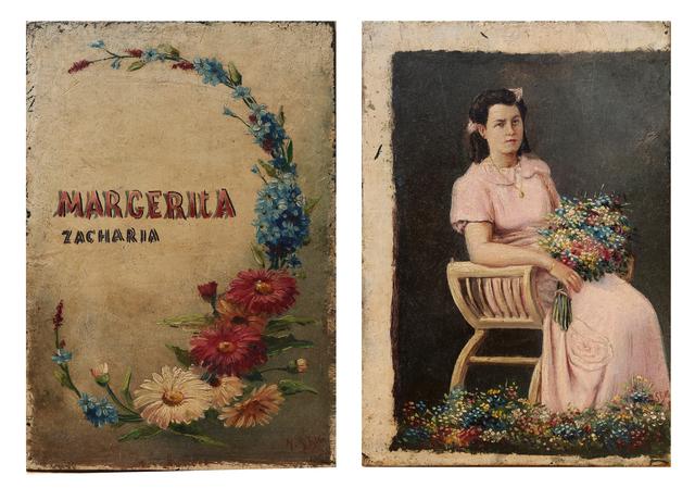 , 'Untitled, (Portrait of Margarita Zacharia),' ca. 1930, Gallery One