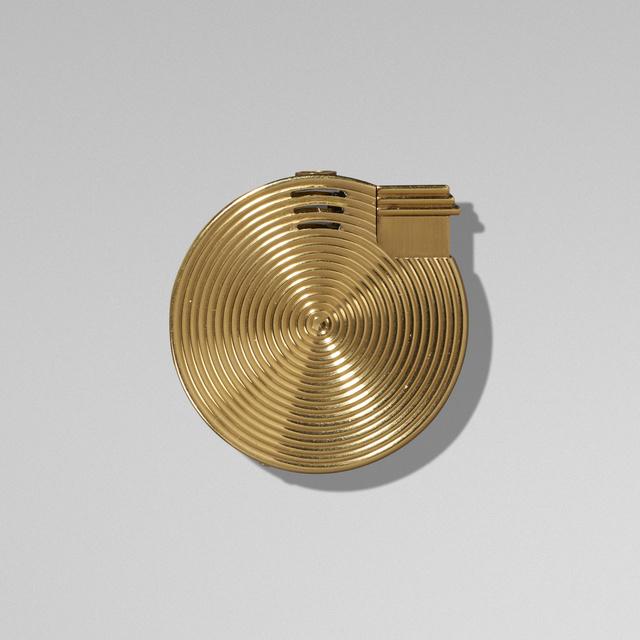 Bulgari, 'Gold lighter', c. 1985, Wright