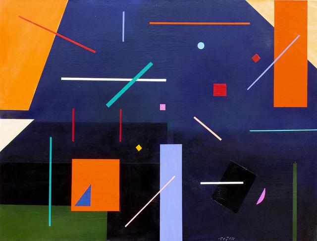 , 'Walking on Park,' 2019, Ventana Fine Art