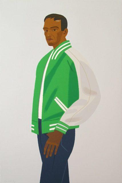 Alex Katz, 'Green Jacket', 1990, Hamilton-Selway Fine Art