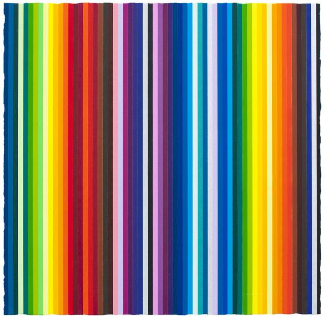Polly Apfelbaum, 'Rainbow Potpourri', 2012, Durham Press, Inc.