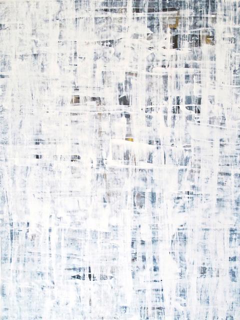 Gudrun Mertes-Frady, 'Falling White #3', 2014, Kathryn Markel Fine Arts