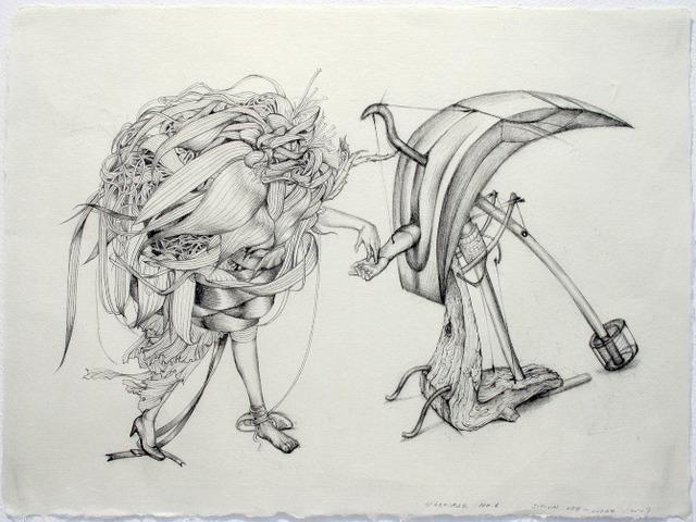 , 'Marriage #6,' 2009, ART MORA
