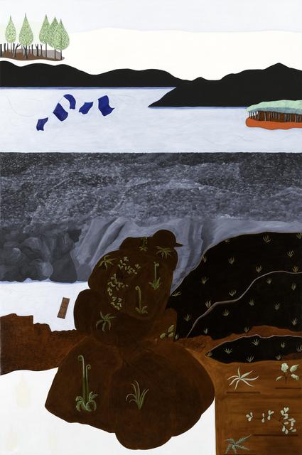 , 'Land Conversations,' 2016, Huxley-Parlour