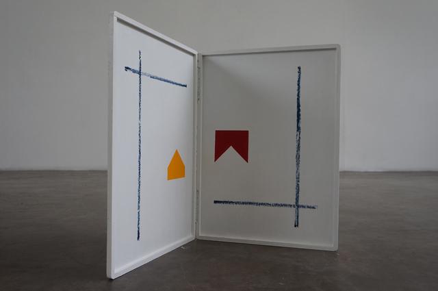 , 'Mondrian / Malevitch,' 1987, Baró Galeria