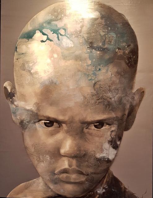 Silawit Poolsawat, 'Determined ', 2015, Asiart Gallery