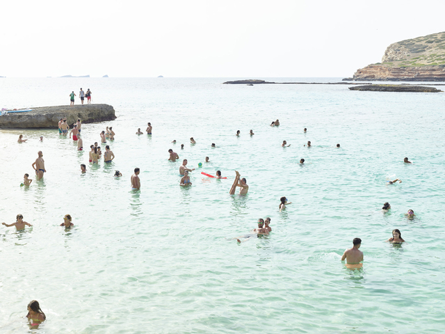 , 'Cala Conta Point, Ibiza ,' 2016, Benrubi Gallery