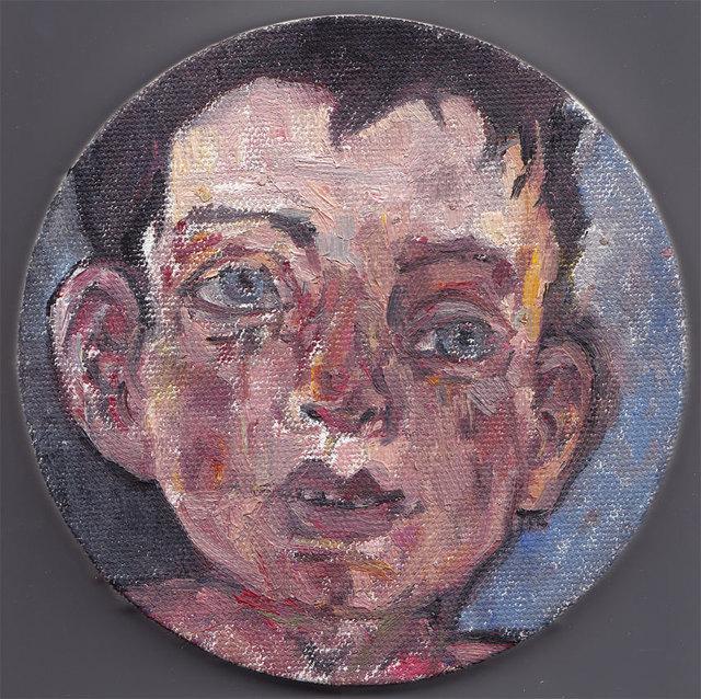 , 'SWEET BOY,' 2003, Betty Cuningham