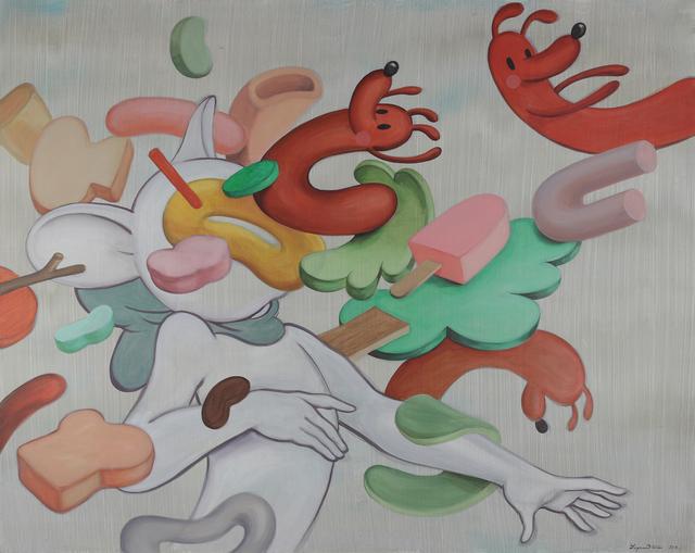 , 'Blow some my way,' 2018, 99 Loop Gallery