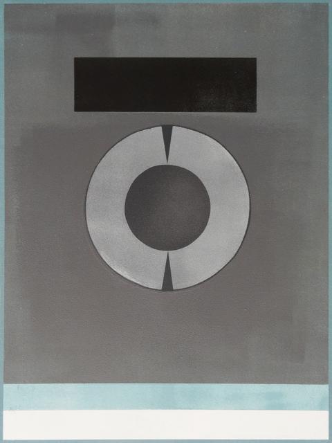 , 'Vanishing Center 3,' 2017, Fabien Castanier Gallery
