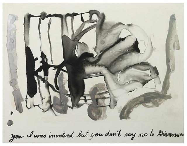 , 'Psychic Portrait (Jack Ruby),' 2015, Coagula Curatorial