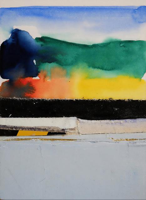, 'Coastal Series 4,' 2017, Madelyn Jordon Fine Art